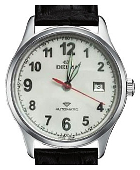 Wrist watch Delma 467348L-WEISS for Men - picture, photo, image