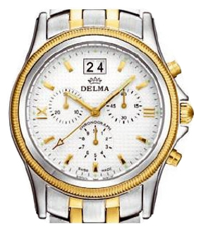 Wrist watch Delma 467392Y-WEISS for Men - picture, photo, image