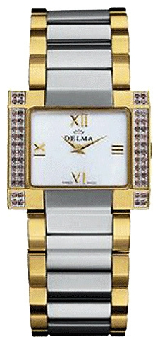 Wrist watch Delma 467419YS MOP-W for women - picture, photo, image