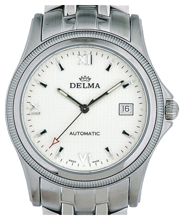 Wrist watch Delma 467434 W for Men - picture, photo, image