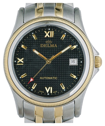 Wrist watch Delma 467434Y BLK for Men - picture, photo, image