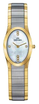 Wrist watch Delma 467439Y MOP-W for women - picture, photo, image
