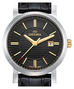 Wrist watch Delma 52601.528.6.031 for Men - picture, photo, image
