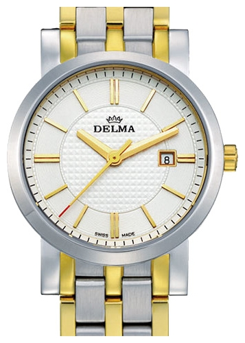 Wrist watch Delma 52701.527.1.011 for women - picture, photo, image