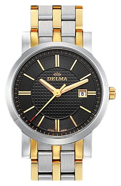 Wrist watch Delma 52701.527.1.031 for women - picture, photo, image