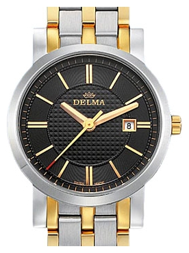Wrist watch Delma 52701.528.6.031 for Men - picture, photo, image