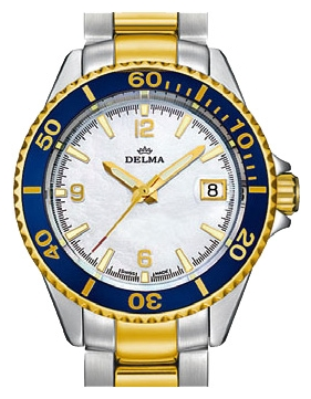 Wrist watch Delma 52701.547.1.518 for women - picture, photo, image