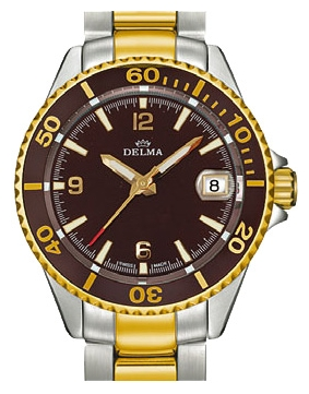 Wrist watch Delma 52701.547.1.564 for women - picture, photo, image