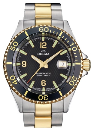 Wrist watch Delma 52701.560.6.034 for Men - picture, photo, image
