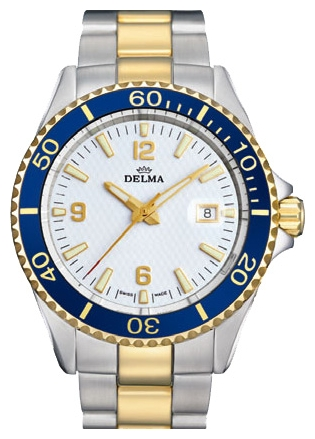 Wrist watch Delma 52701.562.6.014 for Men - picture, photo, image