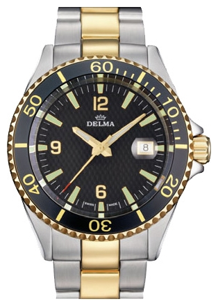 Wrist watch Delma 52701.562.6.034 for Men - picture, photo, image