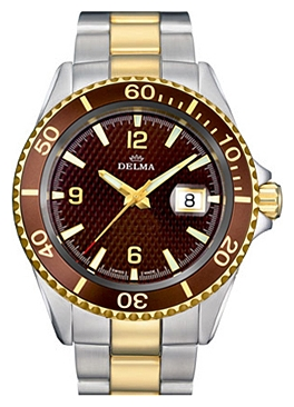 Wrist watch Delma 52701.562.6.104 for Men - picture, photo, image
