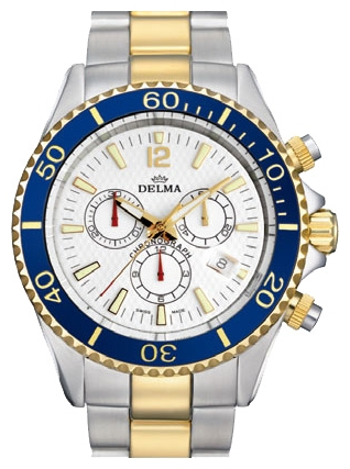 Wrist watch Delma 52701.564.6.014 for Men - picture, photo, image