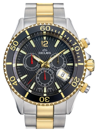 Wrist watch Delma 52701.564.6.034 for Men - picture, photo, image