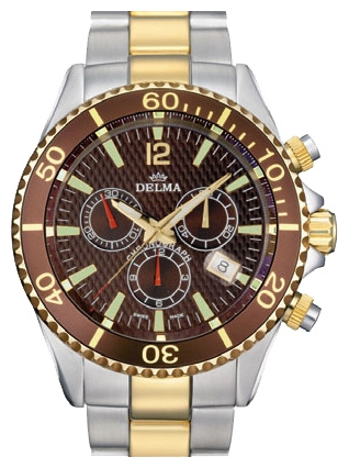 Wrist watch Delma 52701.564.6.104 for Men - picture, photo, image