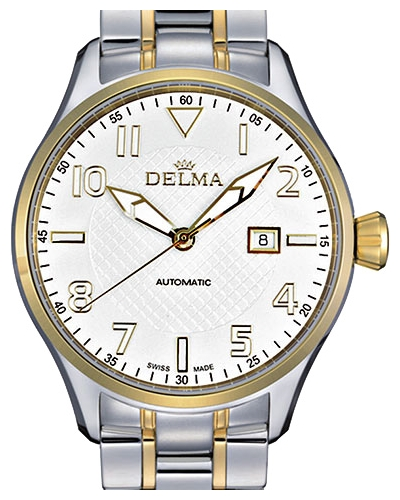 Wrist watch Delma 52701.570.6.014 for Men - picture, photo, image
