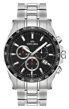 Wrist watch Delma 54701.546.6.031 for Men - picture, photo, image