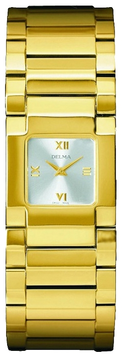Wrist watch Delma 667254 RHD for women - picture, photo, image