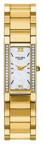 Wrist watch Delma 667401 MOP-W for women - picture, photo, image
