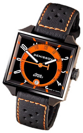 Wrist watch Denissov 2824.4027.3.O2 for Men - picture, photo, image