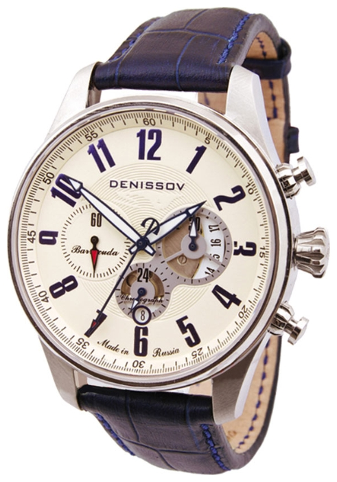 Wrist watch Denissov 31681.1026.W.B24 for Men - picture, photo, image