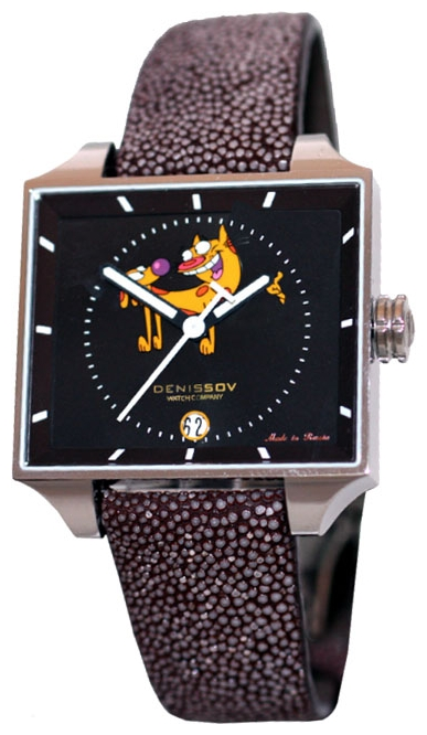 Wrist unisex watch Denissov 955.112.4027.4.R - picture, photo, image