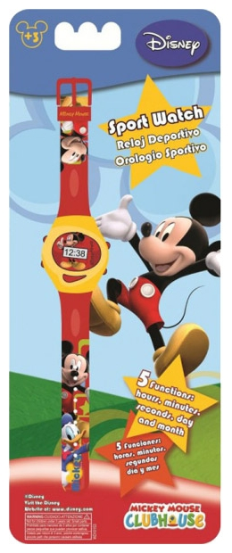 Wrist watch Disney SPWMK01 for children - picture, photo, image