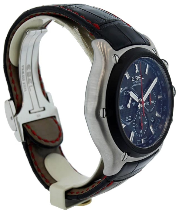 Wrist watch EBEL 9137L73 5335145RS for Men - picture, photo, image