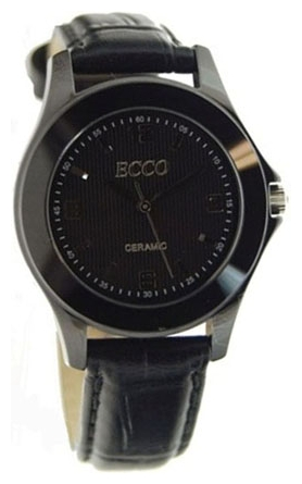 Wrist unisex watch ECCO EC-8813LKCN - picture, photo, image