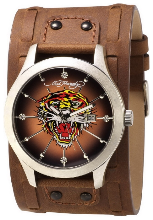 Wrist watch Ed Hardy GL-TG for Men - picture, photo, image