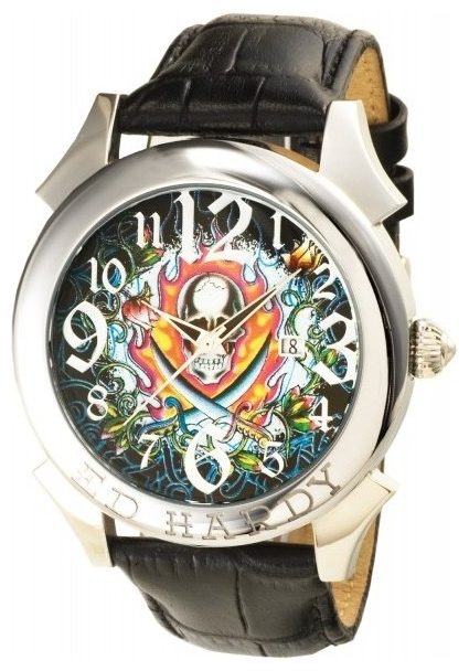 Wrist watch Ed Hardy RE-FS for Men - picture, photo, image