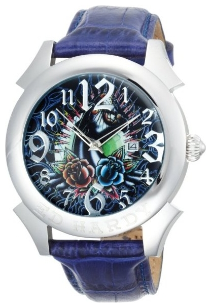 Wrist watch Ed Hardy RE-PT for Men - picture, photo, image