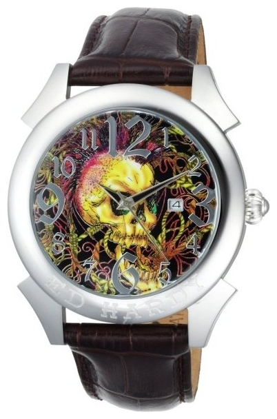 Wrist watch Ed Hardy RE-SK for Men - picture, photo, image