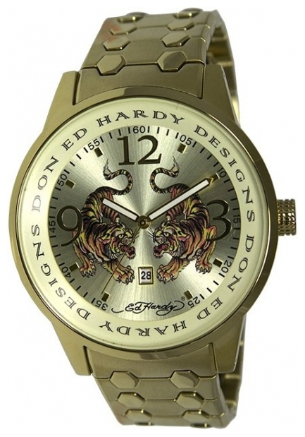 Wrist watch Ed Hardy ST-TG for Men - picture, photo, image