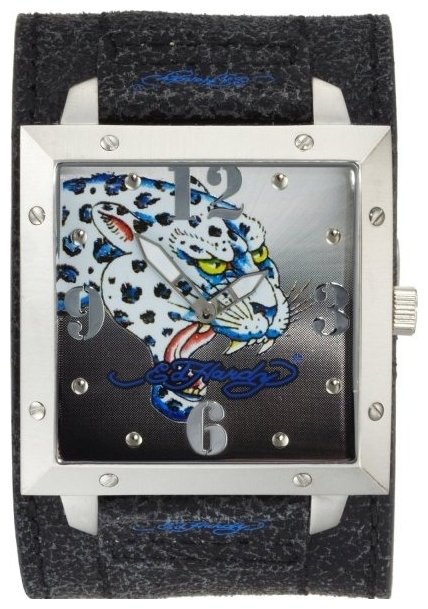 Wrist watch Ed Hardy WA-BL for Men - picture, photo, image