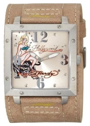 Wrist watch Ed Hardy WA-HW for Men - picture, photo, image