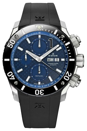 Wrist watch Edox 01114-3BUIN for Men - picture, photo, image