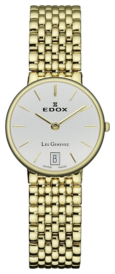 Wrist watch Edox 26016-37JAID2 for women - picture, photo, image