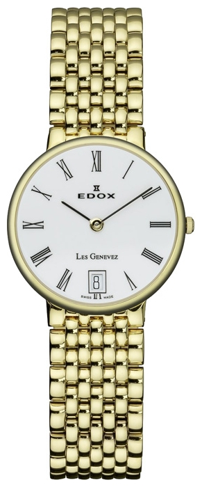 Wrist watch Edox 26016-37JBR for women - picture, photo, image