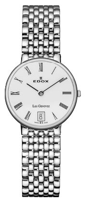 Wrist watch Edox 26016-3PBR for women - picture, photo, image