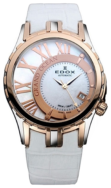 Wrist watch Edox 37008-357RNAIR for women - picture, photo, image