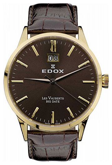Wrist watch Edox 63001-37RBRIR for Men - picture, photo, image