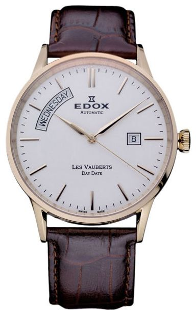 Wrist watch Edox 83007-37RAIR for Men - picture, photo, image