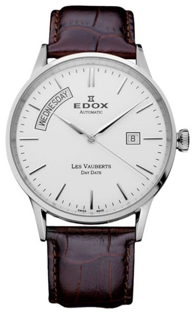 Wrist watch Edox 83007-3AIN for Men - picture, photo, image