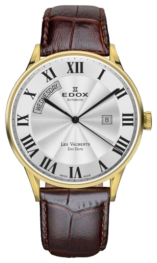 Wrist watch Edox 83010-37JAR for Men - picture, photo, image