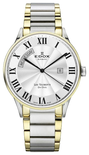 Wrist watch Edox 83011-357JAR for Men - picture, photo, image