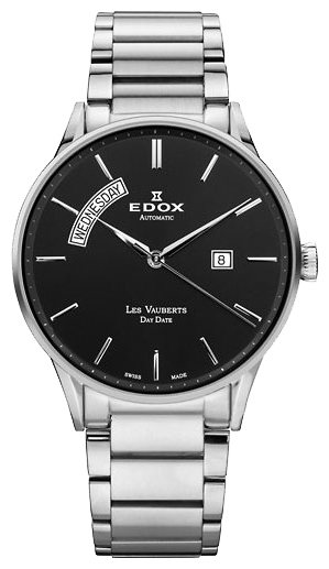 Wrist watch Edox 83011-3NNIN for Men - picture, photo, image