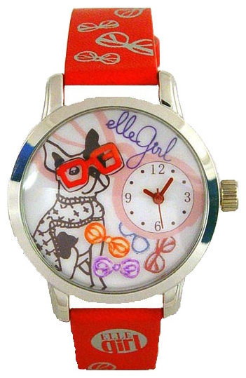 Wrist watch ELLE 40009P02X for children - picture, photo, image