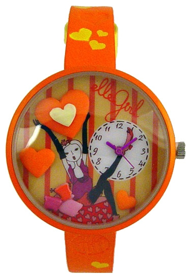 Wrist watch ELLE 40010P04X for children - picture, photo, image