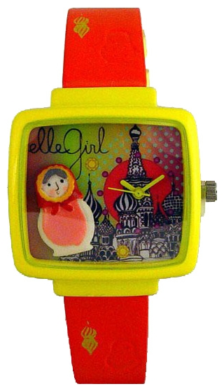 Wrist watch ELLE 40016P03X for children - picture, photo, image